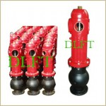 dry barrel fire hydrant compact type