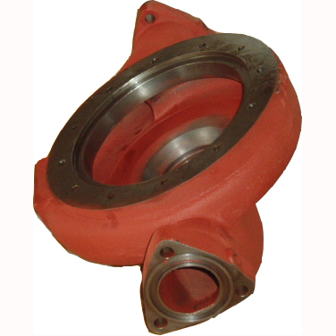 in-line pump body castings