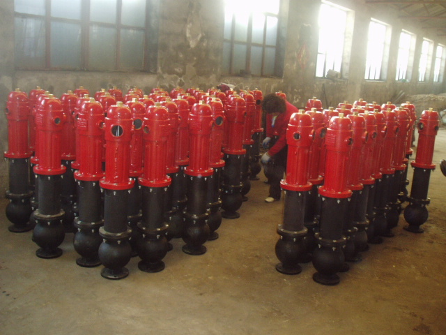 fire hydrant manufacturers in china