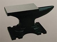 cast iron anvil